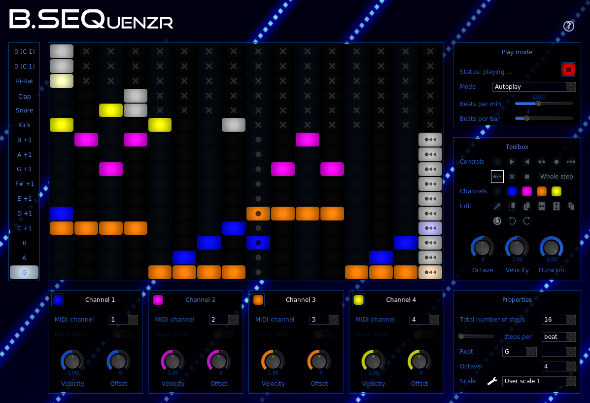 bsequencer