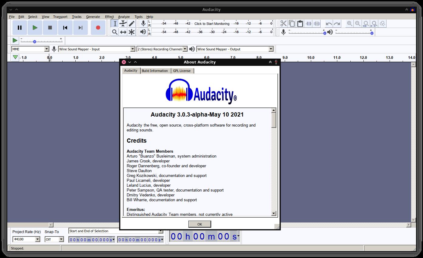 audacity-win32-build